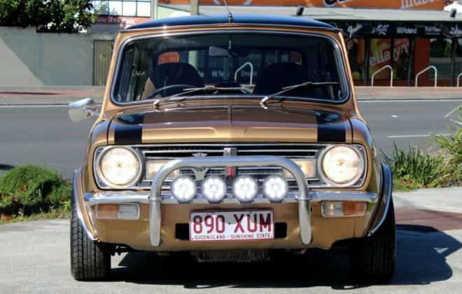 Nugget Gold Leyland Mini LS restored 2018 images (6).jpg