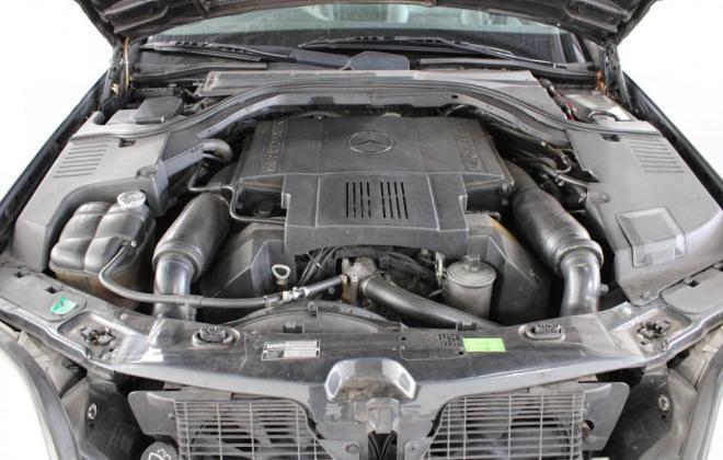 Onyx Grey Mercedes 140 coupe images Australia 2020 auction (10).jpg