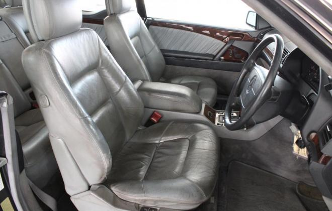 Onyx Grey Mercedes 140 coupe images Australia 2020 auction (16).jpg