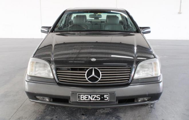 Onyx Grey Mercedes 140 coupe images Australia 2020 auction (3).jpg