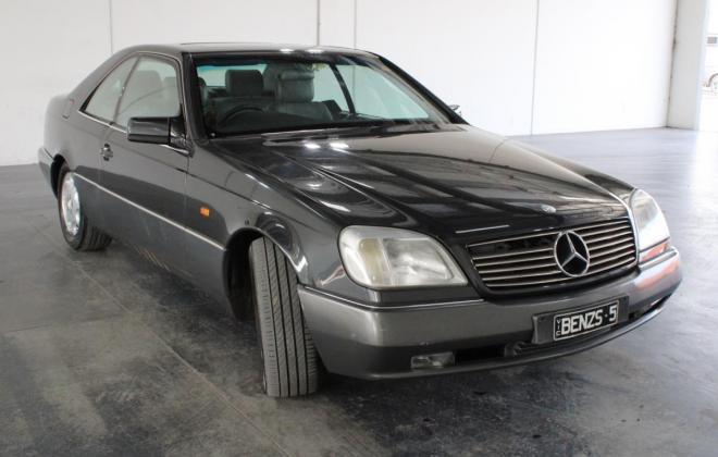 Onyx Grey Mercedes 140 coupe images Australia 2020 auction (4).jpg