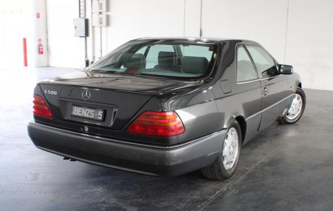 Onyx Grey Mercedes 140 coupe images Australia 2020 auction (6).jpg