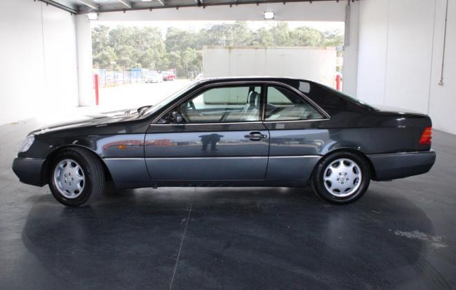 Onyx Grey Mercedes 140 coupe images Australia 2020 auction (9).jpg