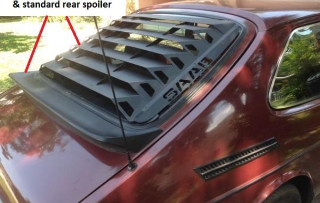 Optional Saab 99 rear window louvre.JPG