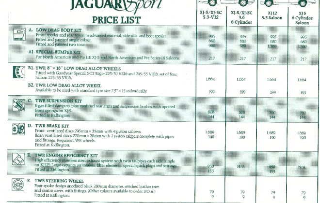 Original TWR Jaguarsport price list.png