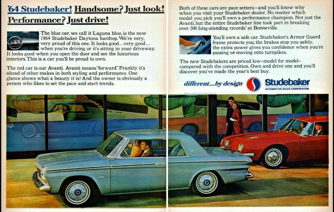 Original brochure advertisement Studebaker Daytona Hardtop.jpg