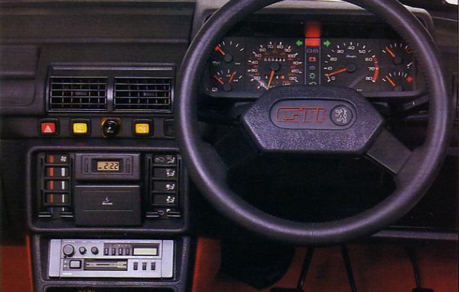 Original interior trim promotional image 205 GTI Phase 1.png