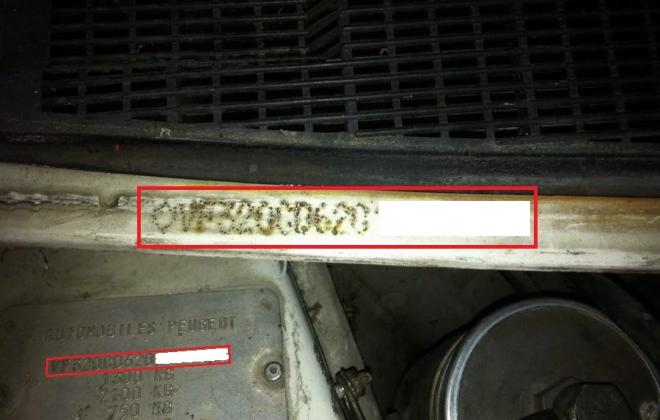 Phase 1.5 Peugeot 205 GTI Chassis number (1).jpg