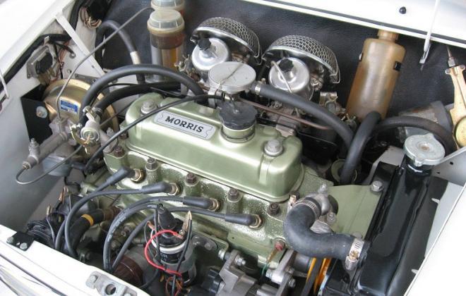 Police spec Carburetors MK2 Cooper S Australia.jpg