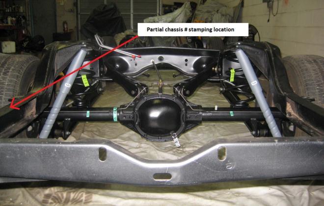 Pontiac GTO chassis frae 1967.JPG