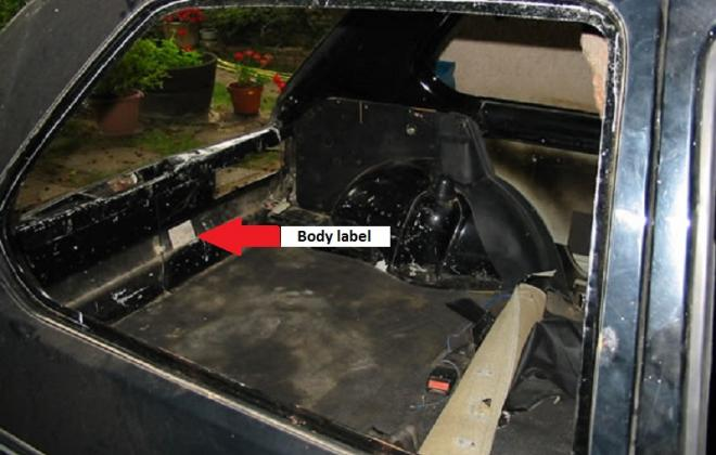 Possible locaton of the rear manufacturers build label GTI.jpg