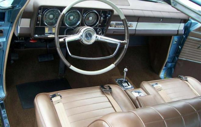 Power Shift Automatic Transmission (floor shift) Studebaker Daytona 1964.jpg