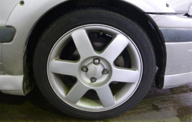 Proton Satria GTi Australia QLD auction silver images original (1).jpg