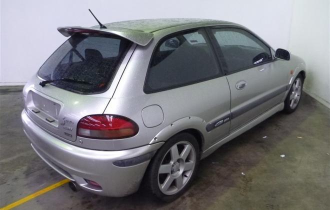 Proton Satria GTi Australia QLD auction silver images original (2).jpg