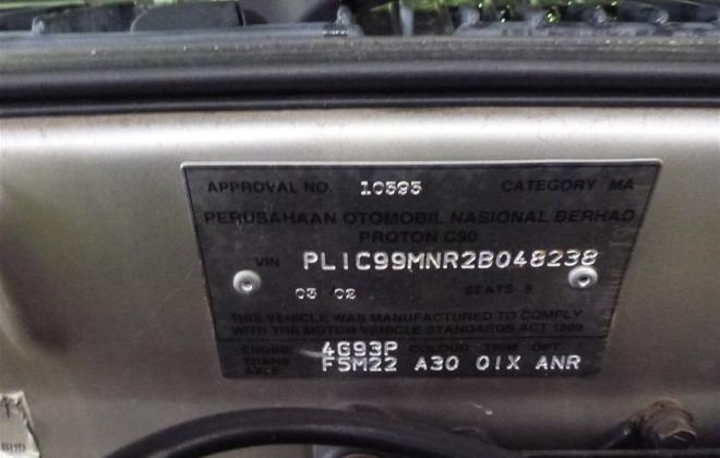 Proton Satria GTi Australia QLD auction silver images original (8).jpg