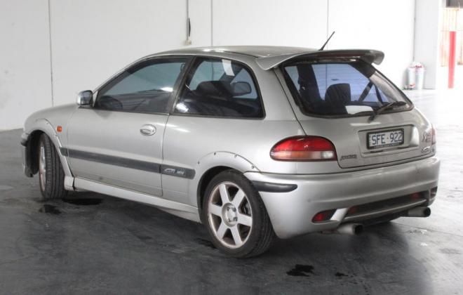 Proton Satria GTi Australia silver images 2003 model hatch unrestored (6).jpg