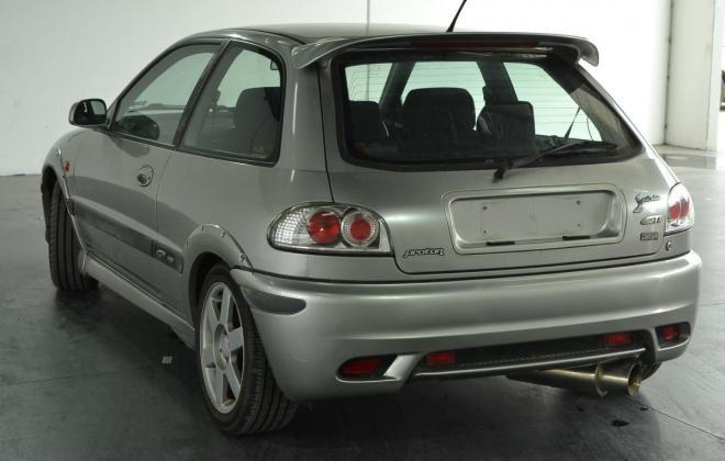 Proton Satria GTi silver 2003 hatch Australia melbourne images (7).jpg