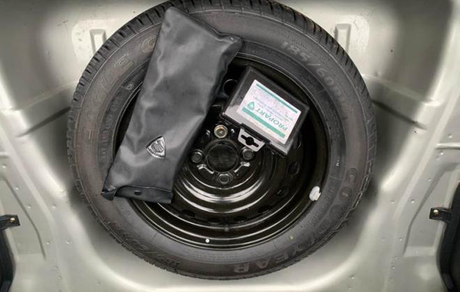 Proton Satria GTi spare wheel trunk.jpg