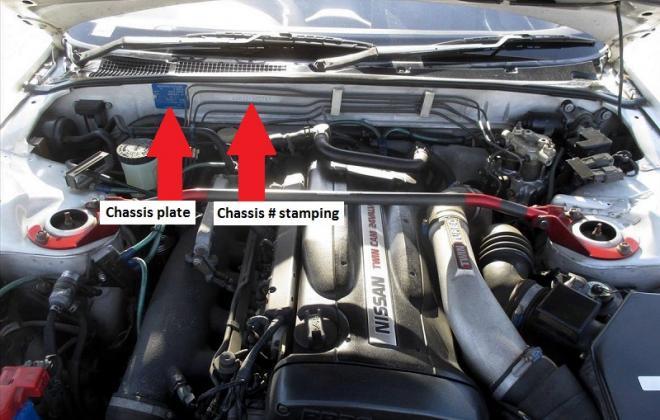 R32 GTR engine bay chassis number locations V SPec II.jpg