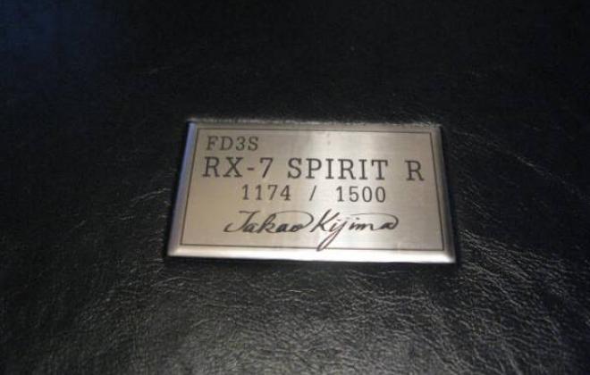 RX-7 Spirit R handbook badge.png