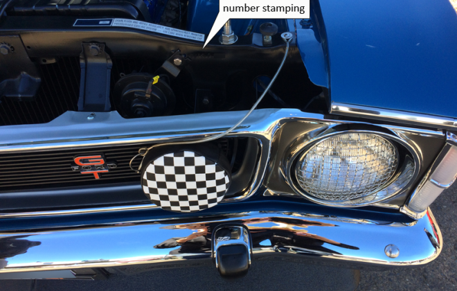 Radiator panel prefix and serial number stamping image XW Falcon GT.png