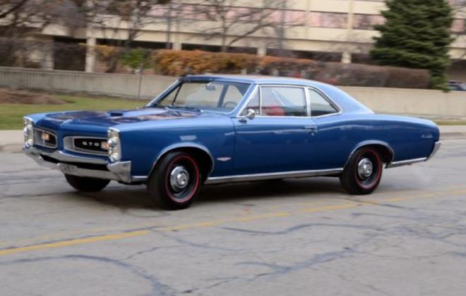 Rare 1966 Pontiac GTO Sport Coupe.png