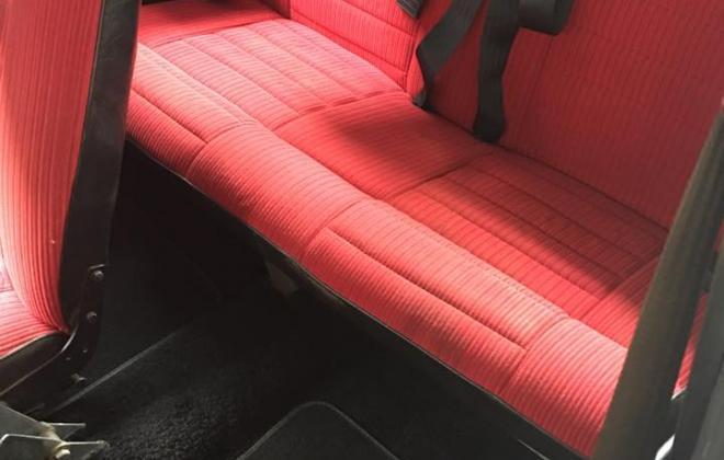 Rare leyland Mini LS 998 cc original Hi-Ho Silver paint and red interior images (2).jpg