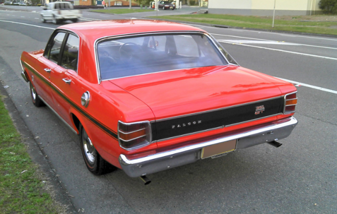 Rear images 1969 - 1971 Ford Falcon XW GT (2).png