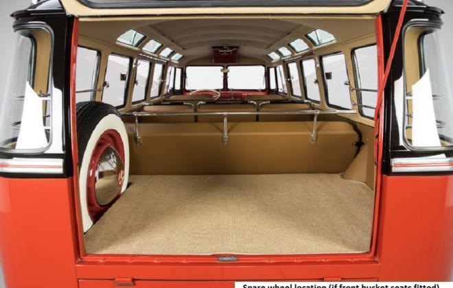 Rear trunk area Volkswagen Deluxe Microbus interior (1).jpg