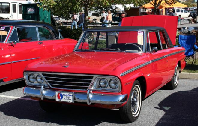 Red 1965 Studebaker Daytona Classic Register information (1).png
