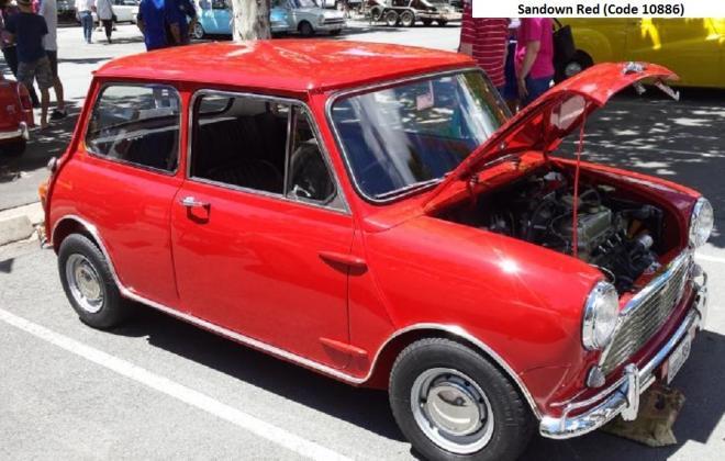 Red MK1 Australian Morris Mini Cooper S.jpg