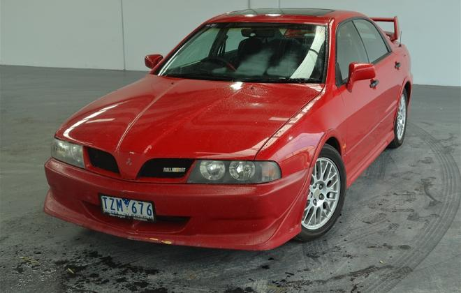 Red Ralliart Mitsubishi Magna 2002 build number unknown images (1).jpg