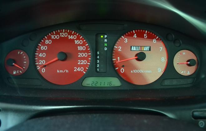 Red Ralliart Mitsubishi Magna 2002 build number unknown images (14).jpg