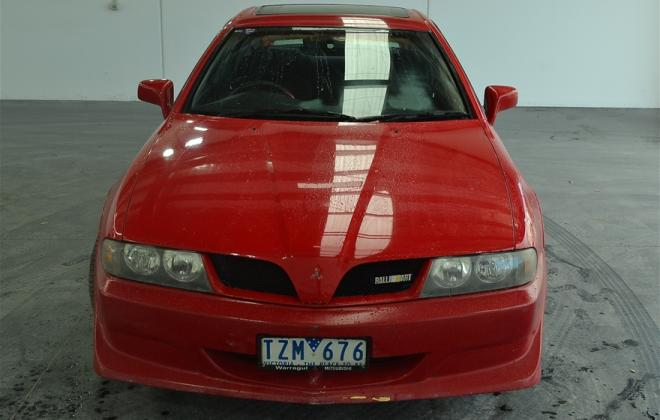 Red Ralliart Mitsubishi Magna 2002 build number unknown images (2).jpg