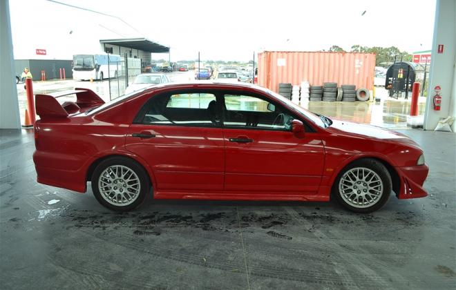 Red Ralliart Mitsubishi Magna 2002 build number unknown images (4).jpg