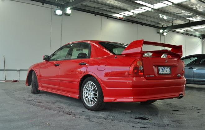 Red Ralliart Mitsubishi Magna 2002 build number unknown images (7).jpg