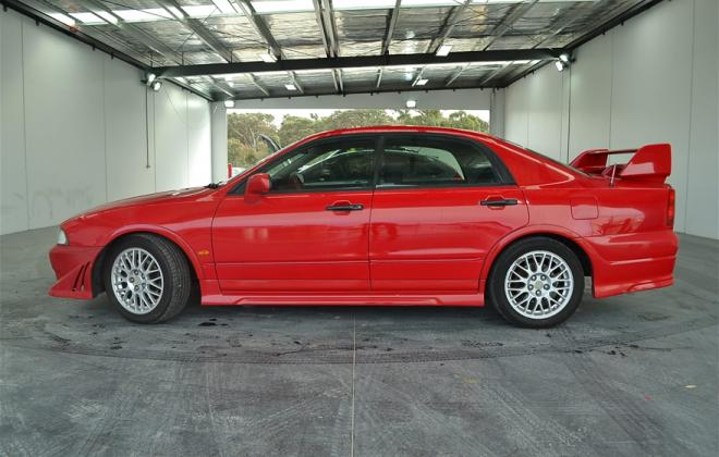 Red Ralliart Mitsubishi Magna 2002 build number unknown images (8).jpg