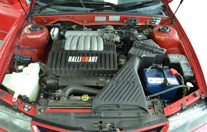 Red Ralliart Mitsubishi Magna 2002 build number unknown images (9).jpg