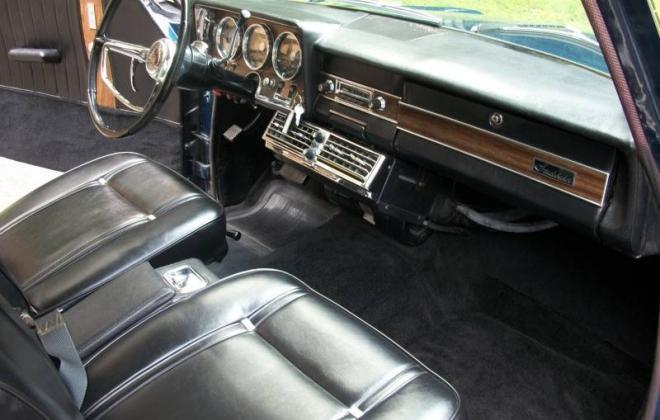 Richelieu Blue 1966 Studebaker Daytona coupe images V8 (5).jpg