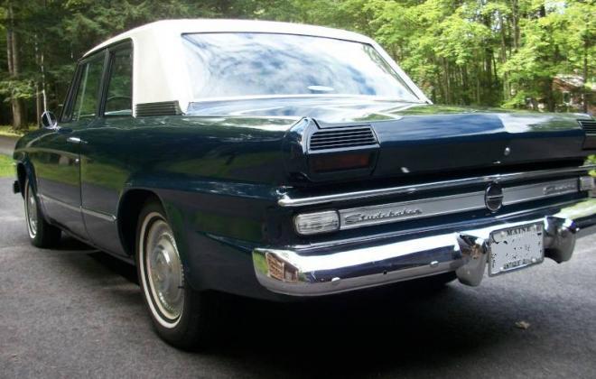 Richelieu Blue 1966 Studebaker Daytona coupe images V8 (6).jpg