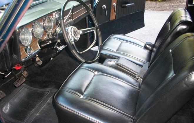 Richelieu Blue 1966 Studebaker Daytona coupe images V8 (8).jpg