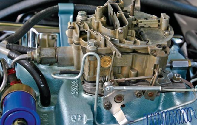 Rochester Quadrajet Carburetter 1967 GTO.jpg