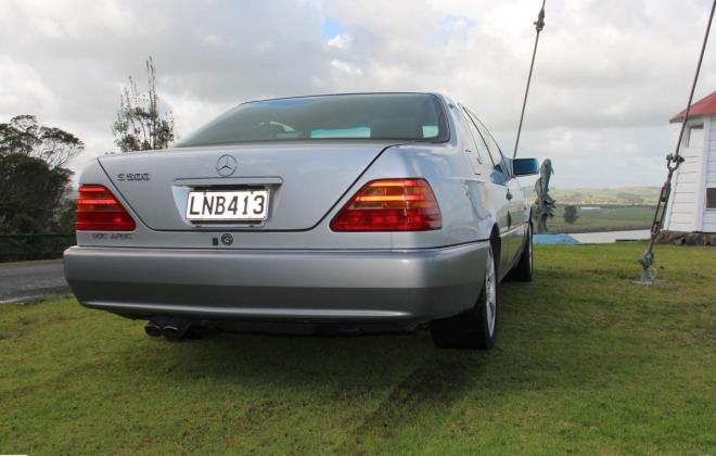S500 Coupe C140 mercedes 1994 silver images (2).jpg