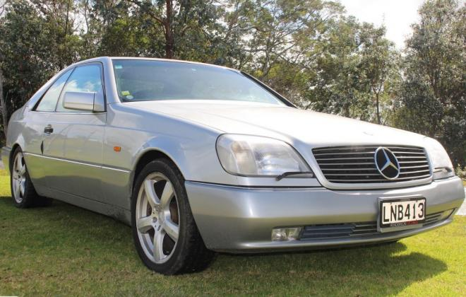 S500 Coupe C140 mercedes 1994 silver images (9).jpg