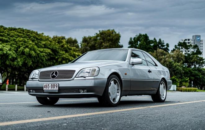 S500 coupe 1994 C140 two tone silver images Australia 2021 (4).jpg