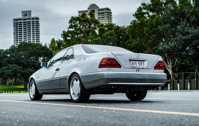 S500 coupe 1994 C140 two tone silver images Australia 2021 (5).jpg