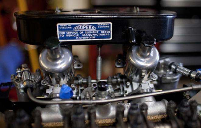 SU carburetors 1 1-4 inch SU MK2 Cooper S.jpg
