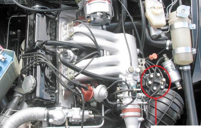 Saab 99 engine bay.jpg