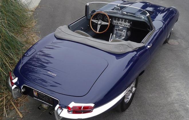 Series 1 E-Type Jaguar XKE  Indigo Paint.png
