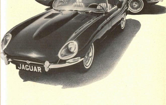 Series 1 Jaguar E-Type XK-E brochure advertisement original promotion material  (1).jpg